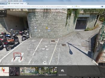 BOX CORSO INGLESI – Garage / Posto Auto Doppio a Sanremo