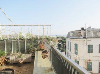 CENTRO FOCE VISTA MARE – Appartamento Quadrilocale a Sanremo