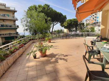 ZONA FOCE VISTA MARE – Appartamento Quadrilocale a Sanremo