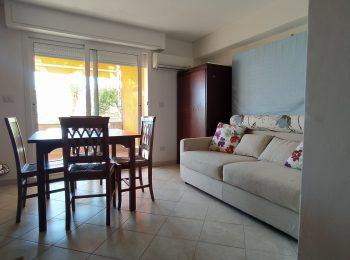 SULLA CICLABILE – Appartamento Monolocale a Sanremo