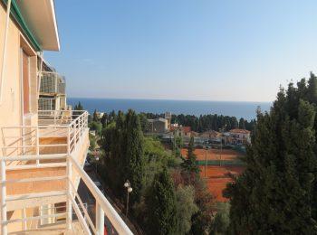 ZONA FOCE VISTA MARE – Appartamento Bilocale a Sanremo
